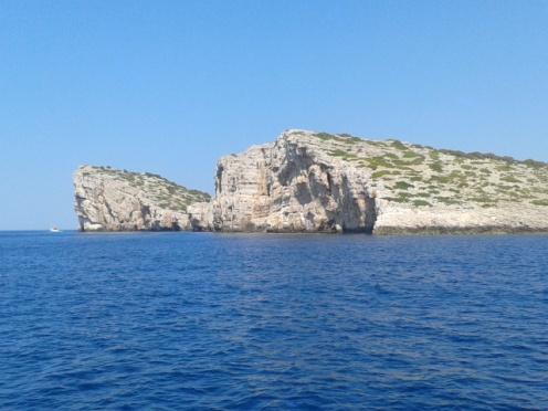 Acantilados Kornati