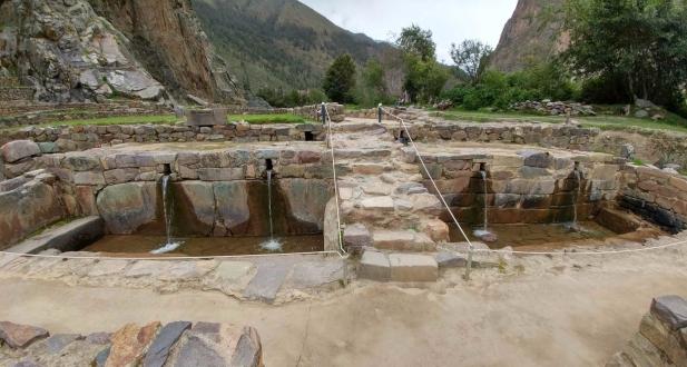 Sitio de Ollantaytambo