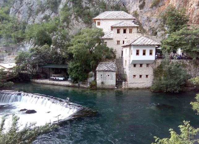 Monasterio Otomano del S.XVI