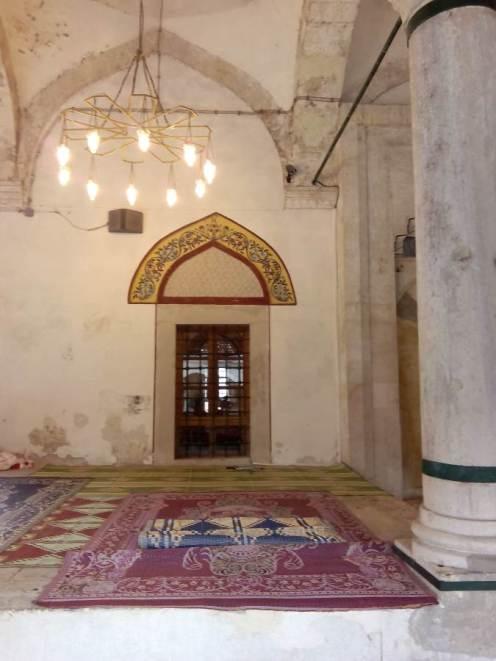 Interior de la Mezquita